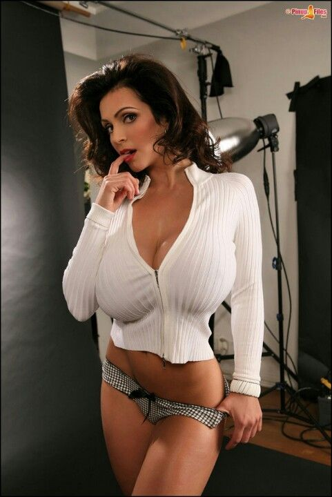 denise milani waiting video
