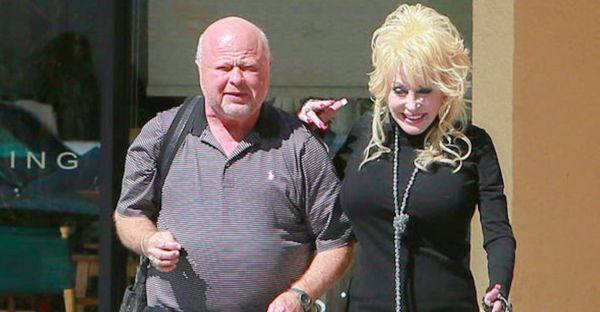 For 20 years she thought she was overweight but it was for What is dolly parton s husband s name