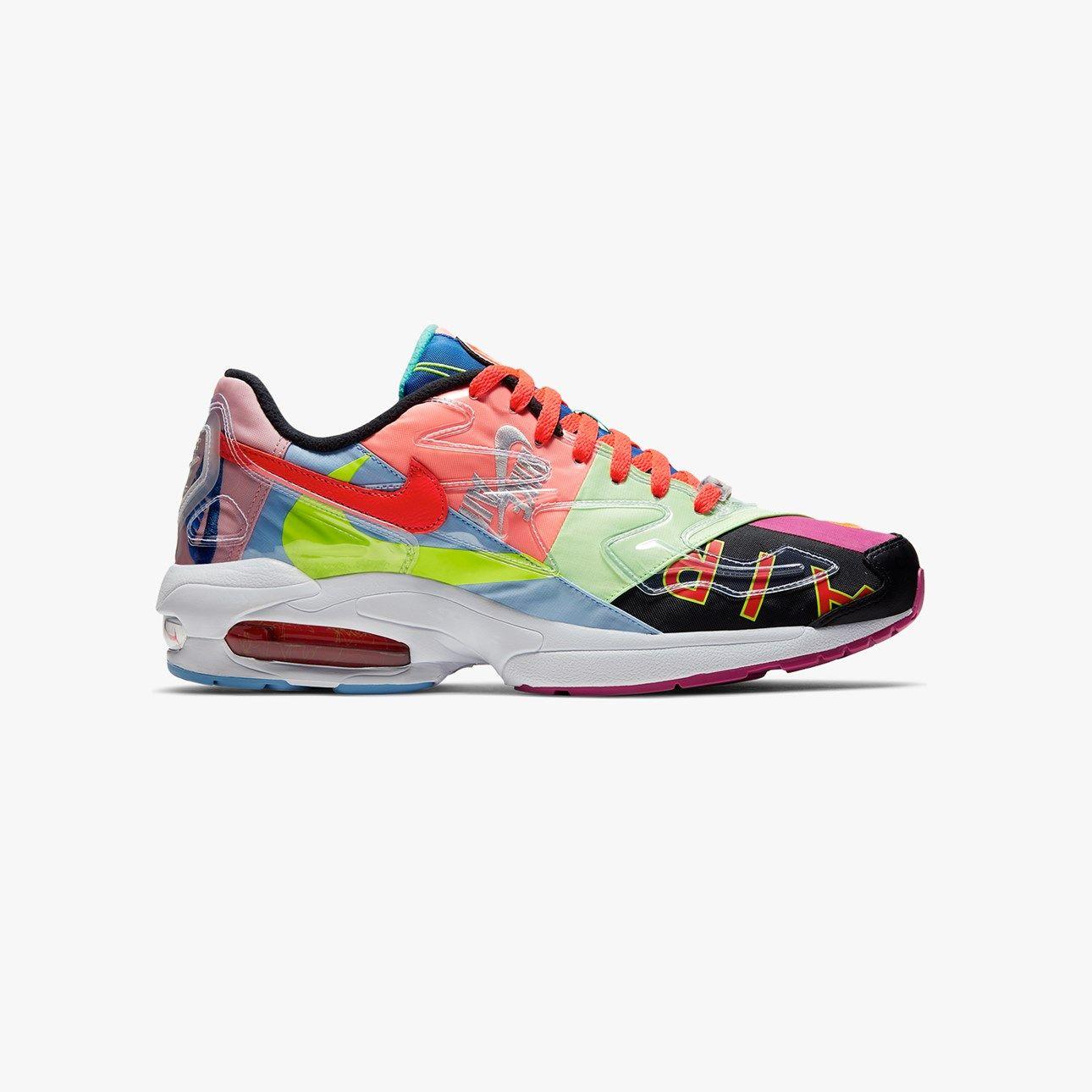 66d9927f Nike Air Max2 Light QS x Atmos - Bv7406-001 - Sneakersnstuff   sneakers & streetwear  online since 1999
