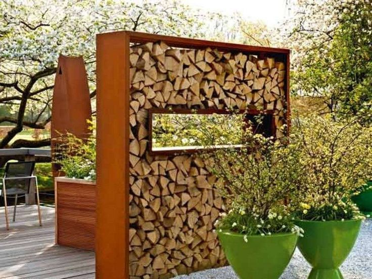 Sichtschutz Cortenstahl Garten Elegant Garten Gestalten