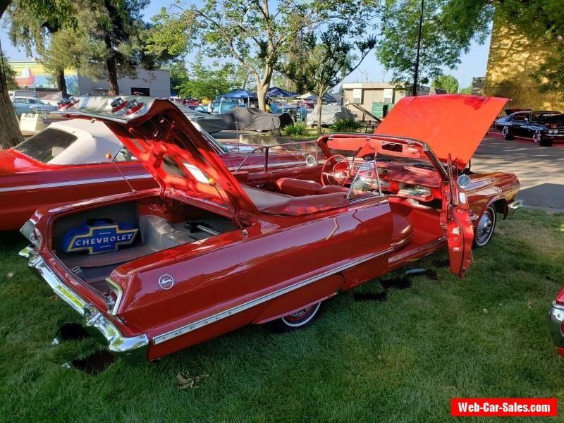 1963 Chevrolet Impala Chevrolet Impala Forsale Canada