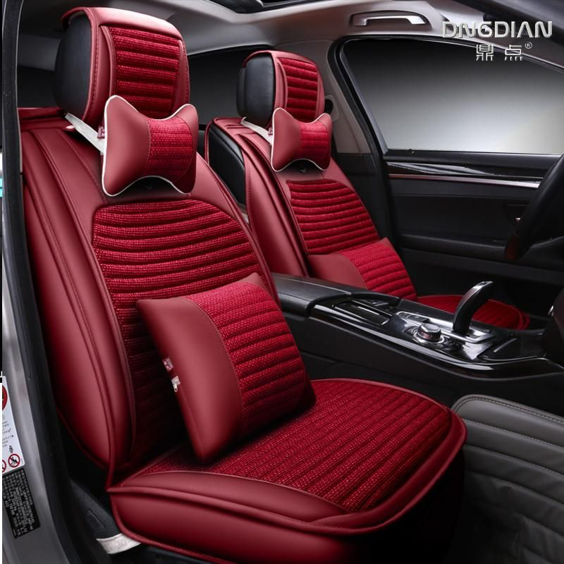 3d Full Encircled Design Car Seat Cover Breathable And Comfort