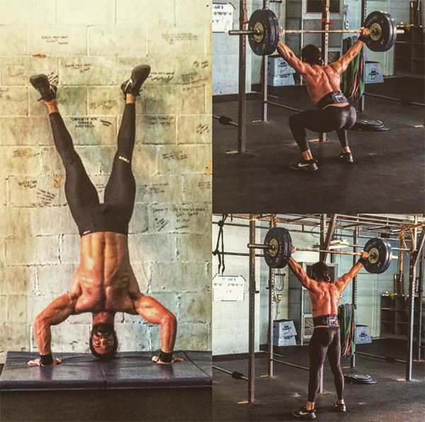 How CrossFit Turned Seth Rollins Into An Incredible