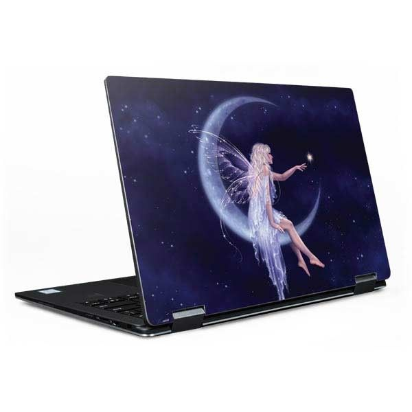 Let Your Xps 13 9365 2 In 1 Go Above The Stars With The Half Moon Fairy Skin Featuring Original Artwork From Rachel Anderson You Ll Love How The Moon Fairy