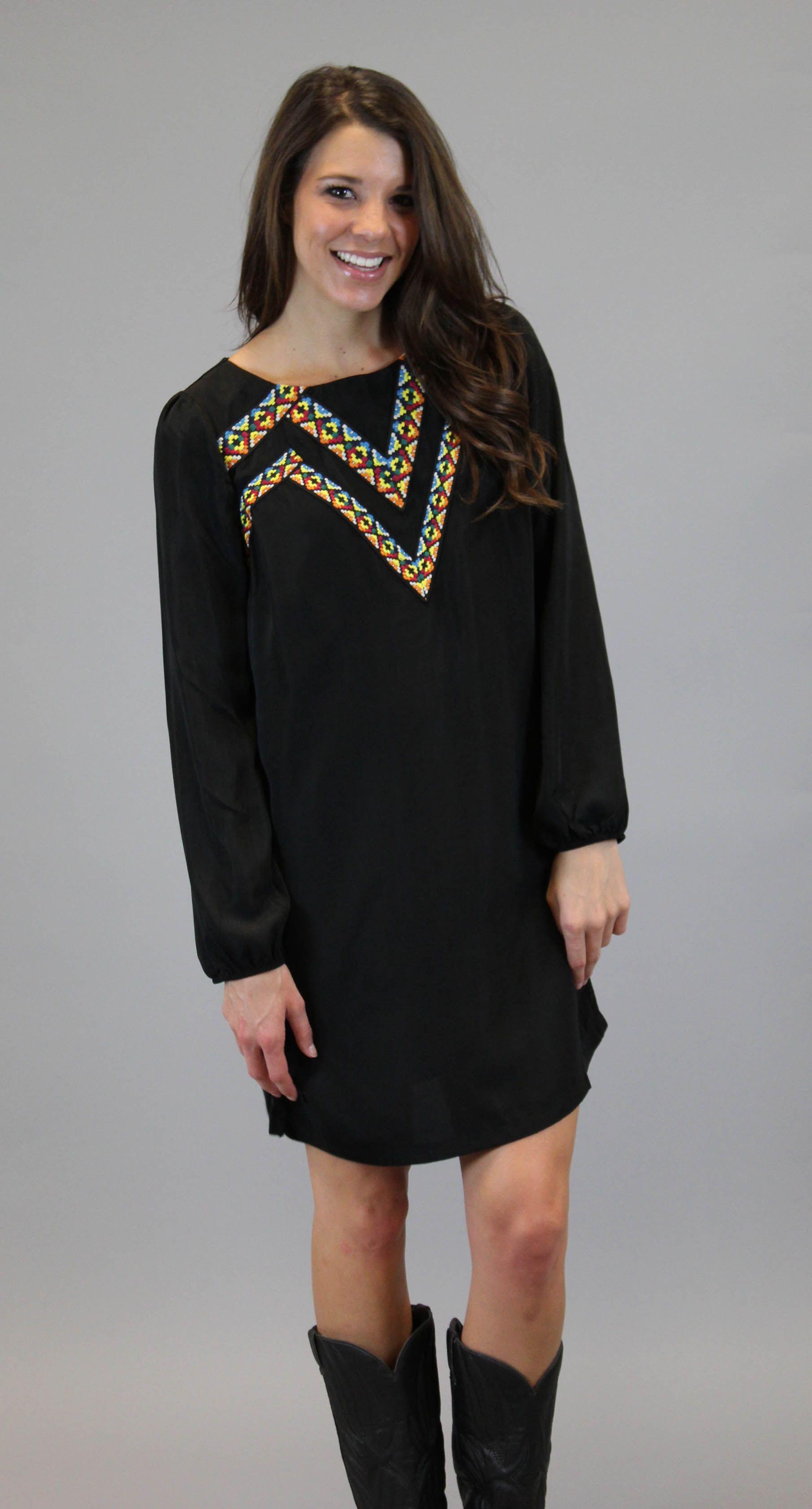 Rush Of Dreams - Black #shopacutabove #shift #dress