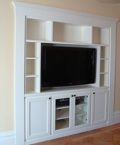 Media Room Design Ideas Pictures Remodel And Decor Built In Tv Cabinet Tv Cabinet Design Built In Furniture