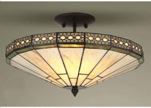 Daily Limit Exceeded Semi Flush Ceiling LightsTiffany