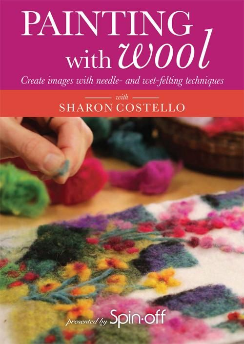 Painting with Wool Video Download