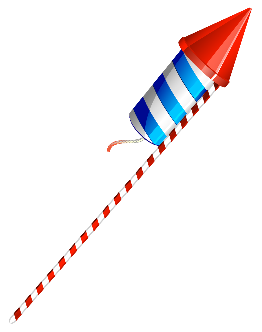 Watch - July 4th of Happy fireworks clipart pictures video