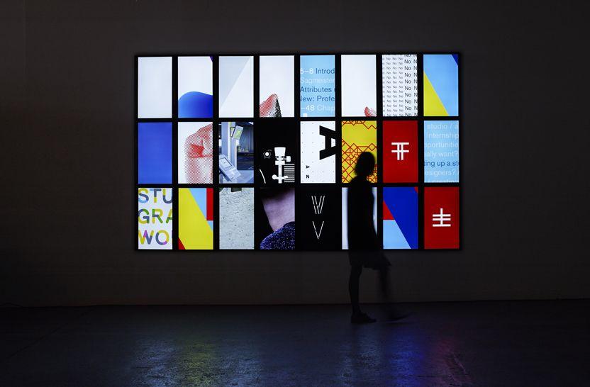 Bibliothèque, Reset, poster + installation, Hoxton Arches, London, 2014