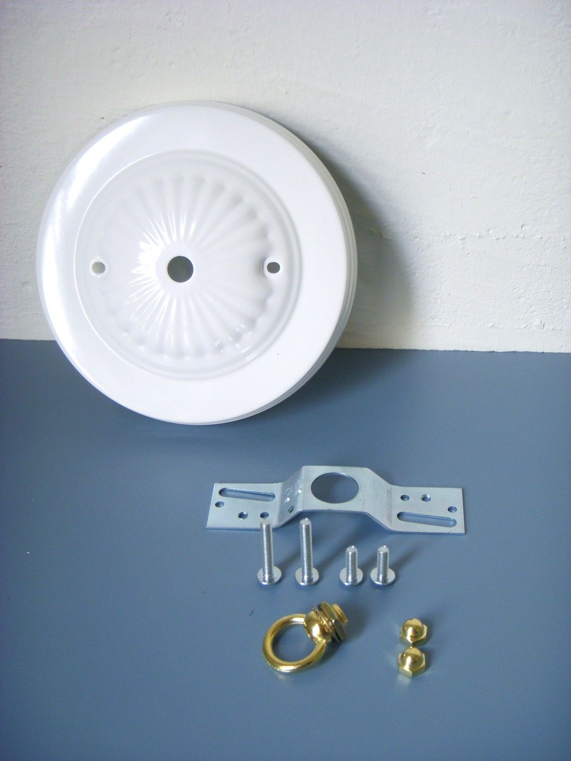 Ceiling Light Fixture Mounting Plate http