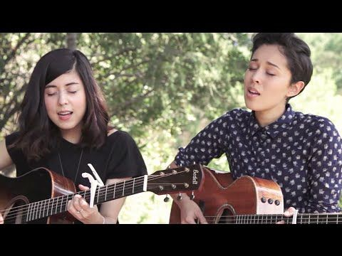 First Aid Kit Emmylou Cover By Kina Grannis Daniela Andrade Forever Replaying This Kina Grannis Good Music Songs To Sing