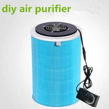 Diy Air Purifier Diy Hepa Activated Carbon Filter Suitable For Xiaomi Air Purifier Filter Diy Air Purifier Filter Air Purifier Air Purifier