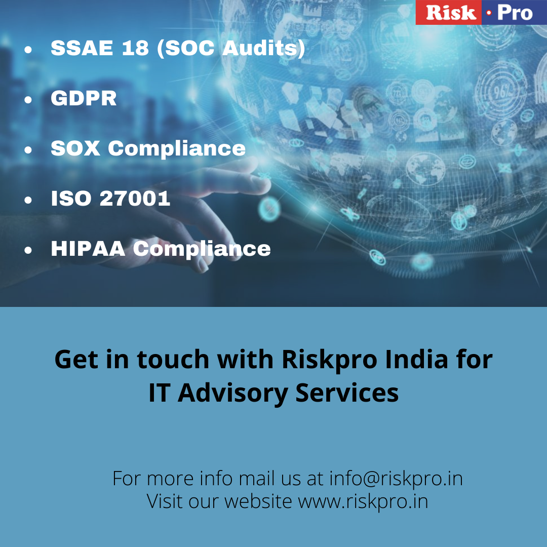 It Advisory Services Hipaa Compliance Information Technology Risk Management