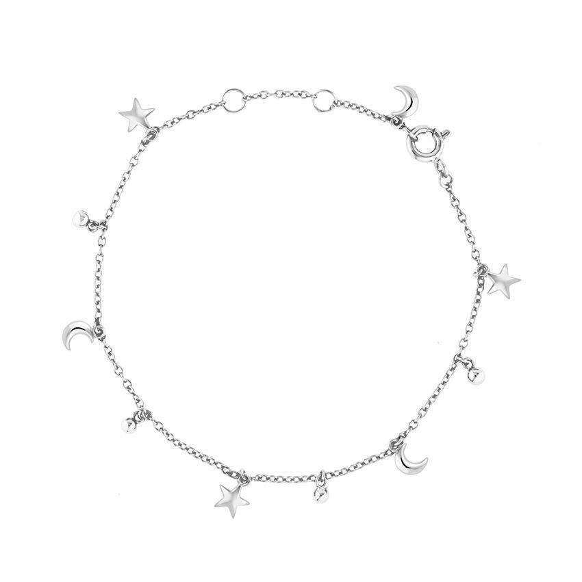 Celestial Bracelet Moon Charmparisian