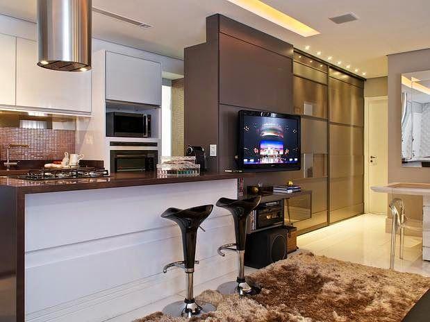 Decor Ambientes Interiores: Cozinhas planejadas