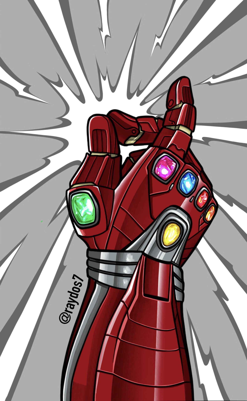 Nano Guantelete Ironman Guantelete Fondo De Pantalla De Iron Man Fondo De Pantalla De Avengers