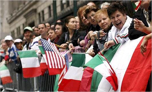 24 Signs You Grew Up In An Italian American Household Italian American Heritage Italian Heritage Month Italian American