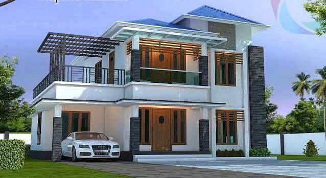 Pin By Jose Amado On Elias 1975 With Images Home Design Images Kerala House Design Single Floor House Design