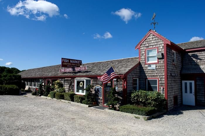 The Lobster Trap Bourne Ma Lobster Trap Lobster Shack Cape Cod