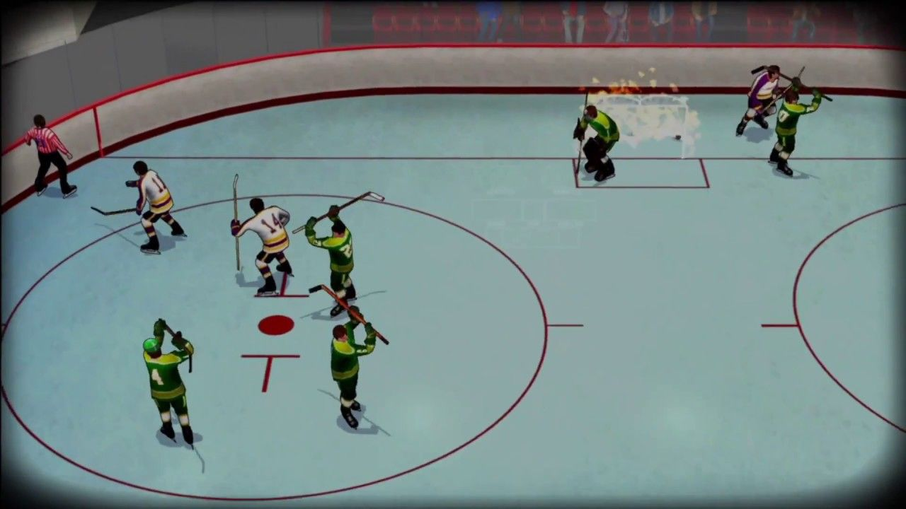 Old Time Hockey Is Hockey Nostalgia Sports Gamers Online Hockey