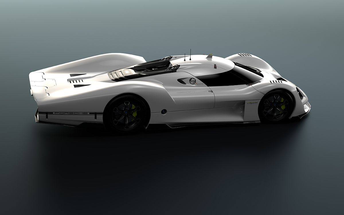 Porsche 908/04 the return of the long tail:Porsche 908/04 is the ...