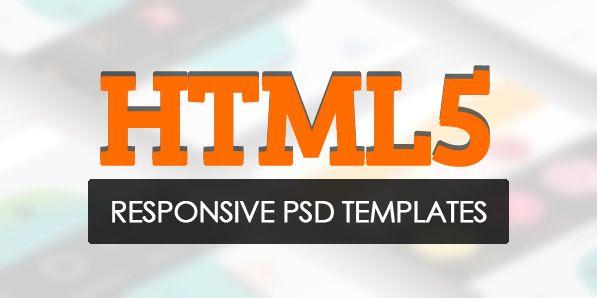 New HTML5 Responsive Templates #psdtemplates #creativetemplates #businesstemplates #html5templates #responsivetemplates
