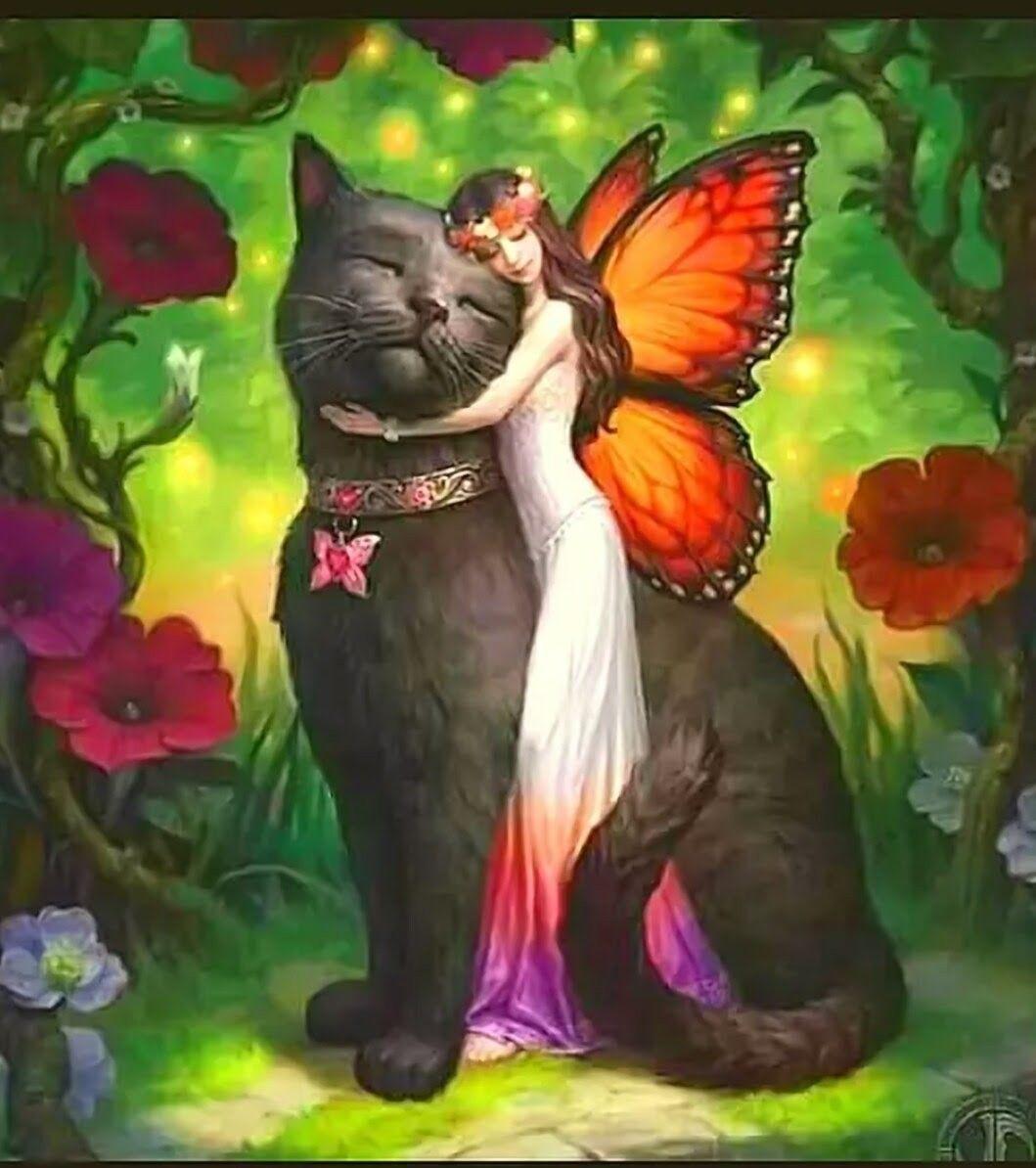 гуркха красивые картинки котов фэнтези короткова понимает