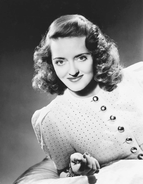 Bette Davis by George Hurrell from The Letter 1940