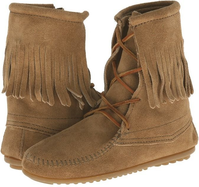 Minnetonka Tramper Ankle Hi Boot Women S Pull On Boots Boots Boot Shoes Women Leather Boots Women