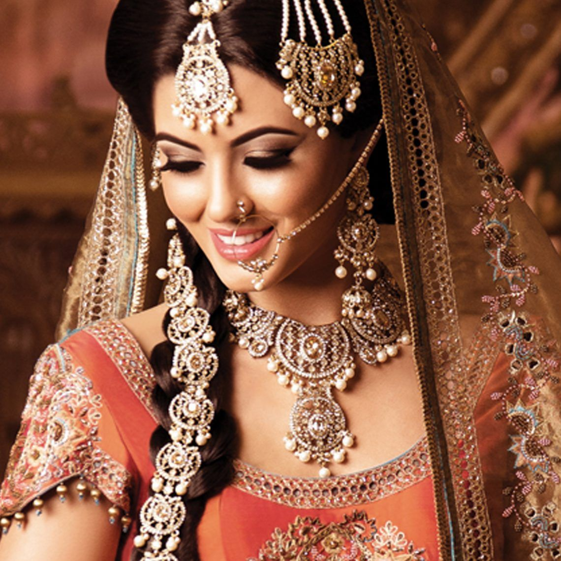 How to learn traditional bridal makeup with ease in Mumbai