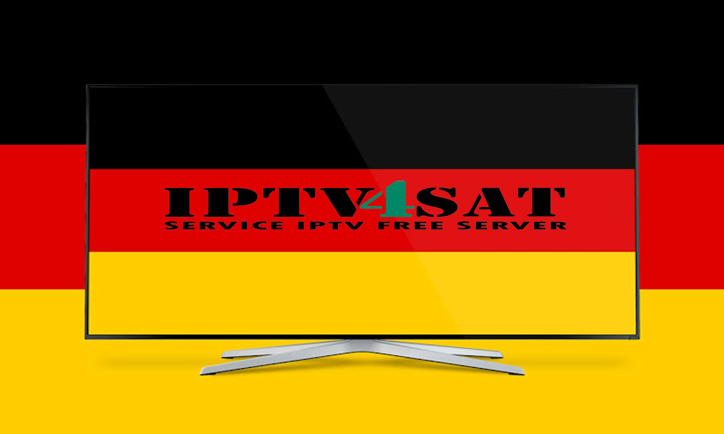 Server M3u File Germany Iptv Playlist 24/12/2018 iptv4sat iptv4sat