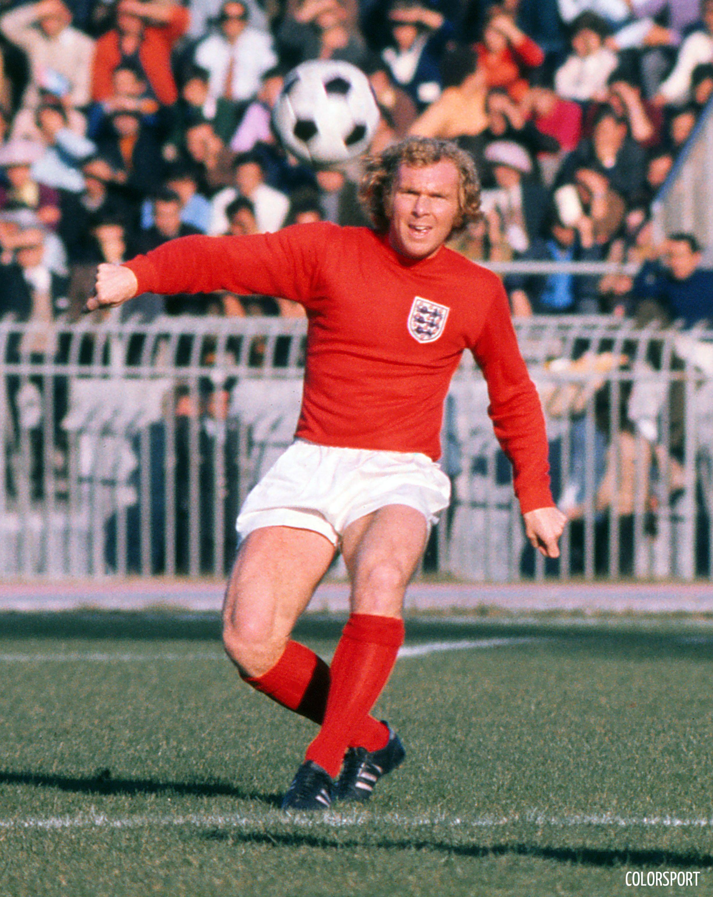 Bobby Moore England Football Team Won The World Cup In 1966 Bobby Moore England Football England Football Players