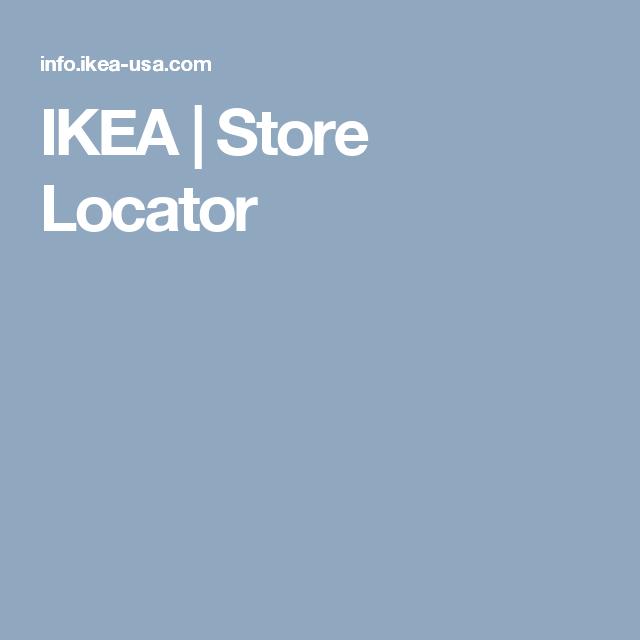 Ikea Locator