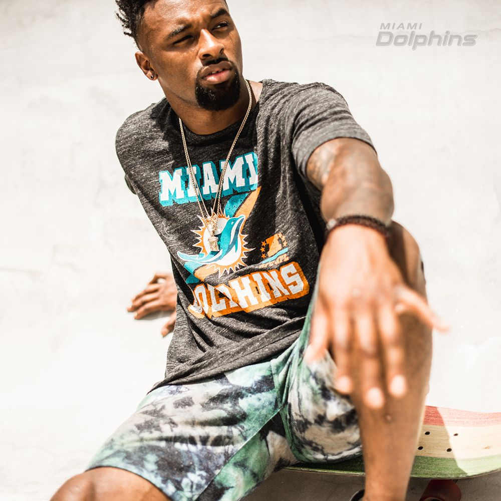 Jarvis Landry hangs out in this Men's T only available at the Sun Life Stadium Team Store