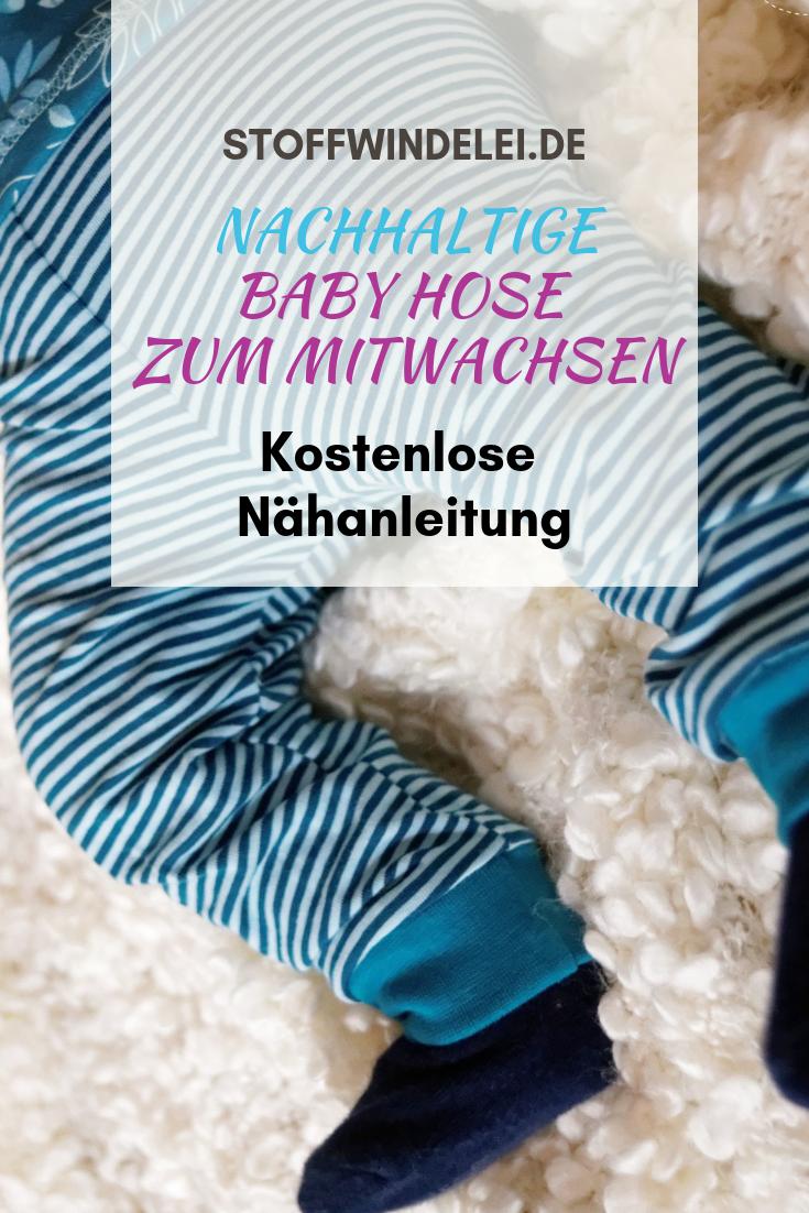 Photo of Kostenloses Schnittmuster & Nähanleitung: Wachshose 50 / 56-62 / 68-74 / 80-86 / 92 | Stoffwindelei.de