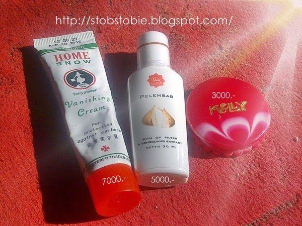 Review Home Snow Vanishing Cream Untuk Jerawat