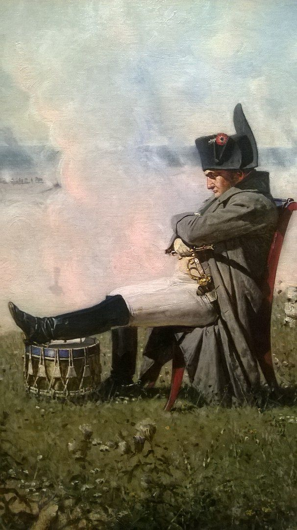 reasons for napoleons defeat Napoleon failed to carry out his ambition of bringing the whole of europe under his thumb on account of various reasons in the first place, the haughty nature of napoleon greatly.