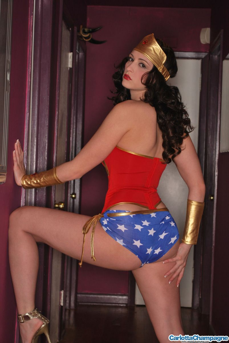 Carlotta Champagne Wonder Woman  Wonder Woman  Wonder -7219