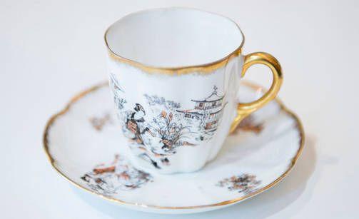 1920-luku  Art deco ja Aasian ihannointi ulottivat vaikutuksensa myös suomalaiseen kahvipöytään. Arabian eksoottiset Singapore- ja Japan-sarjan kahvikupit olivat hyvin suosittuja, jos varat vain niihin riittivät.