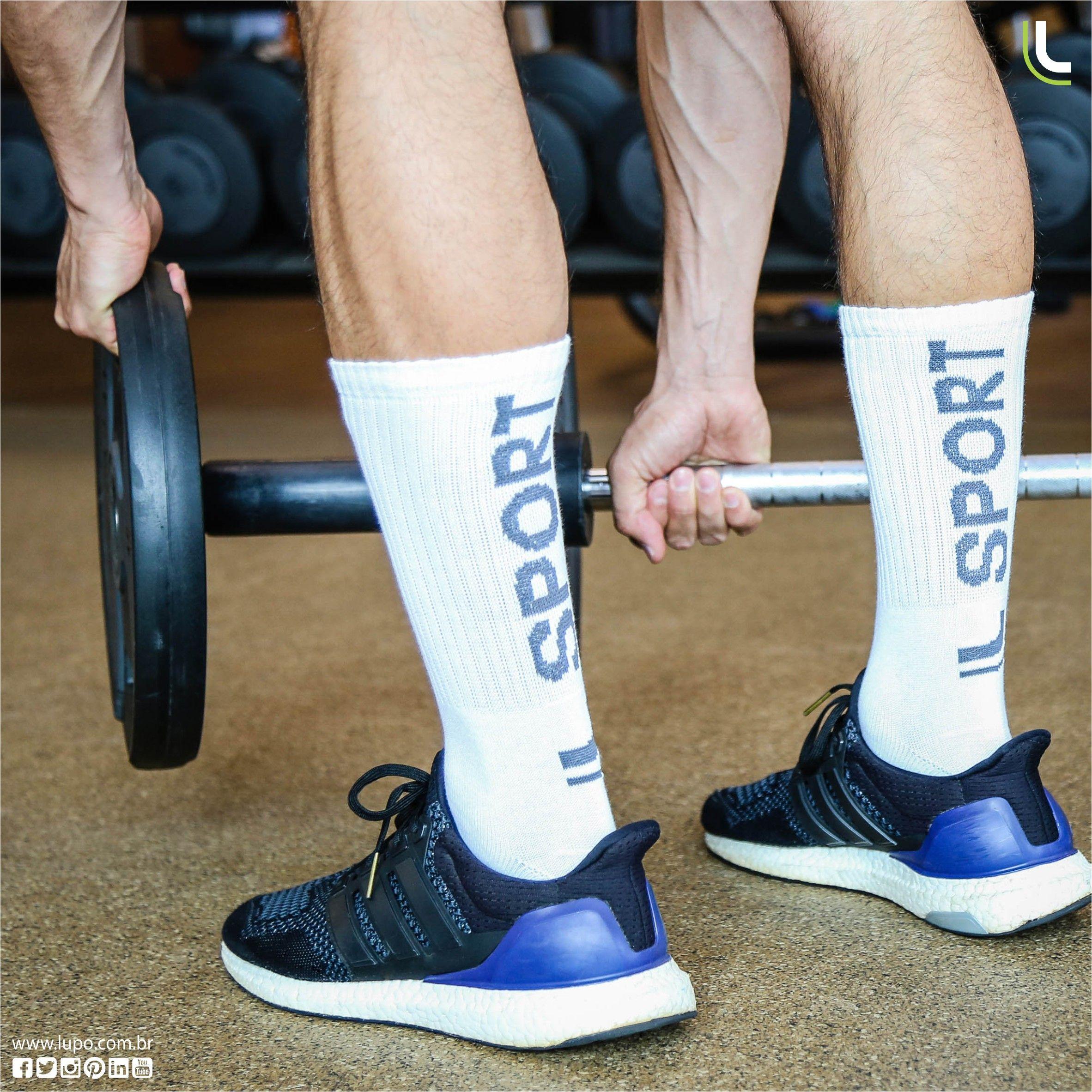 Conforto aos seus pés. #esporteépaixão #lupoélove