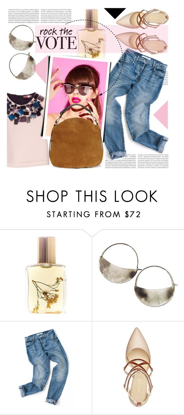 """""""#rockthevote"""" by sweta-gupta ❤ liked on Polyvore featuring Oris, Flidais Parfumerie, Lila Rice, Nine West, UGG, polyvoreeditorial, polyvorecontest and rockthevote"""