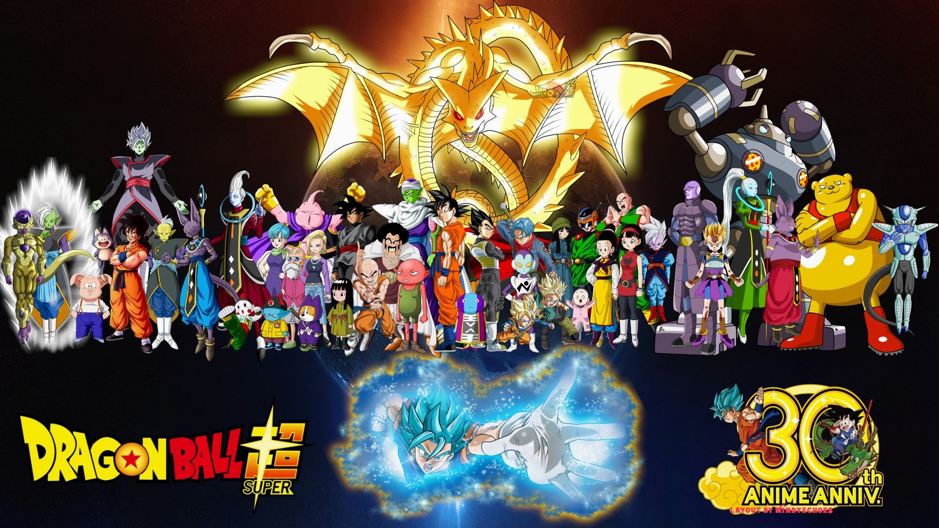 Dragon Ball Super Wallpaper Characters Manga Pinterest Dragon