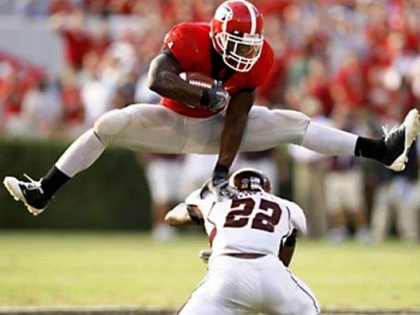 25 Incredible College Football Action Shots College Football