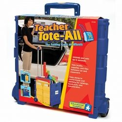 7670dcbdbd Favored1. Tote Bags on Wheels for Teachers. Best rolling bags for ...