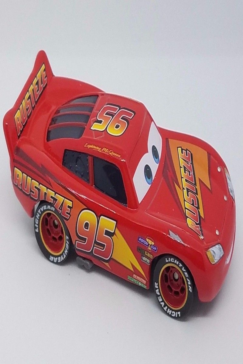 5 95 Disney Pixar Cars 3 Hero Rust Eze Lightning Mcqueen New 1