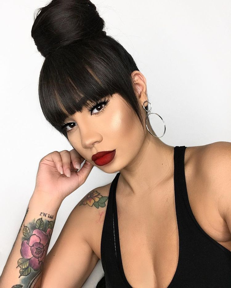 Pinterest Nandeezy Weave Ponytail Hairstyles Hair Styles Weave Ponytail