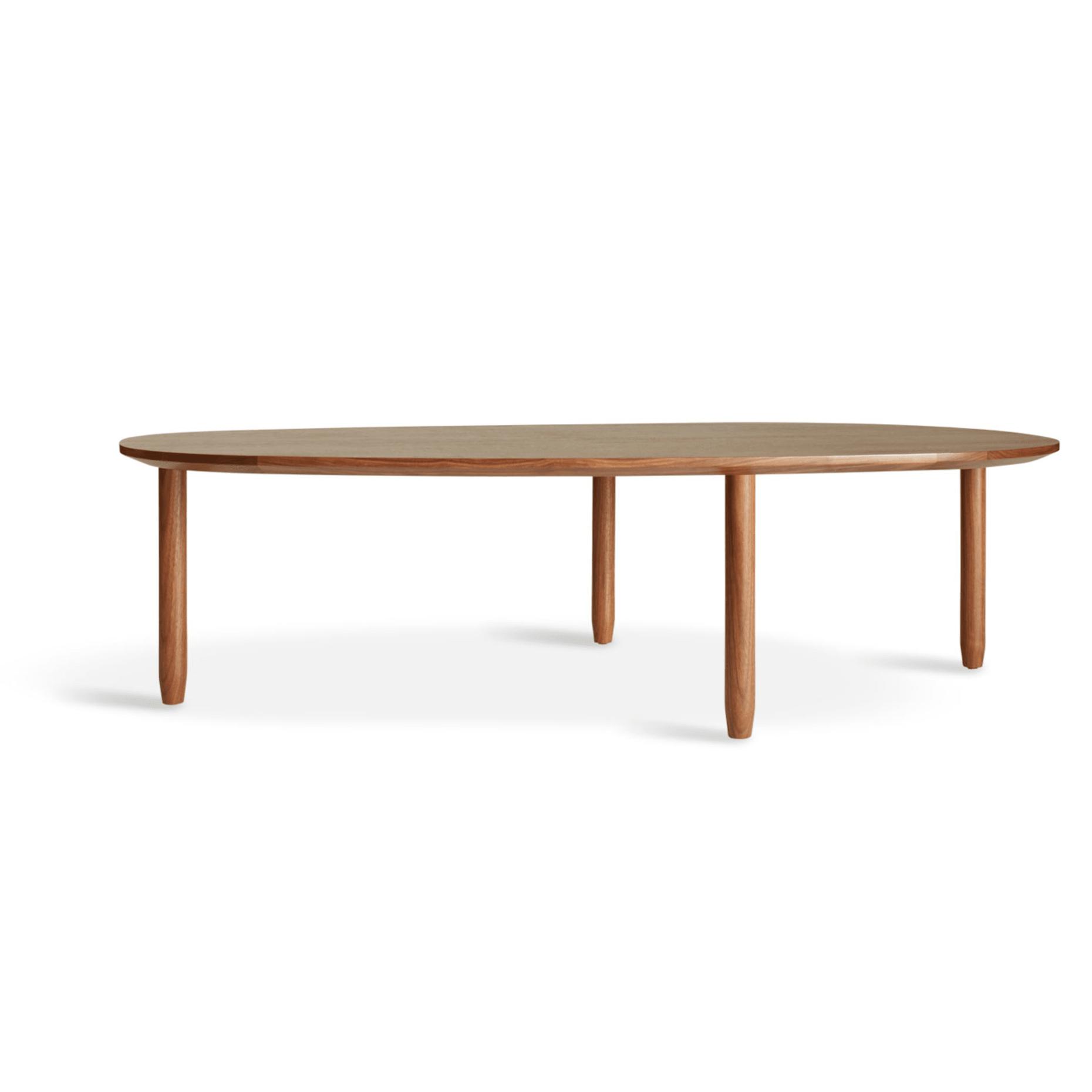 Swole Large Table Large Modern Coffee Table Blu Dot