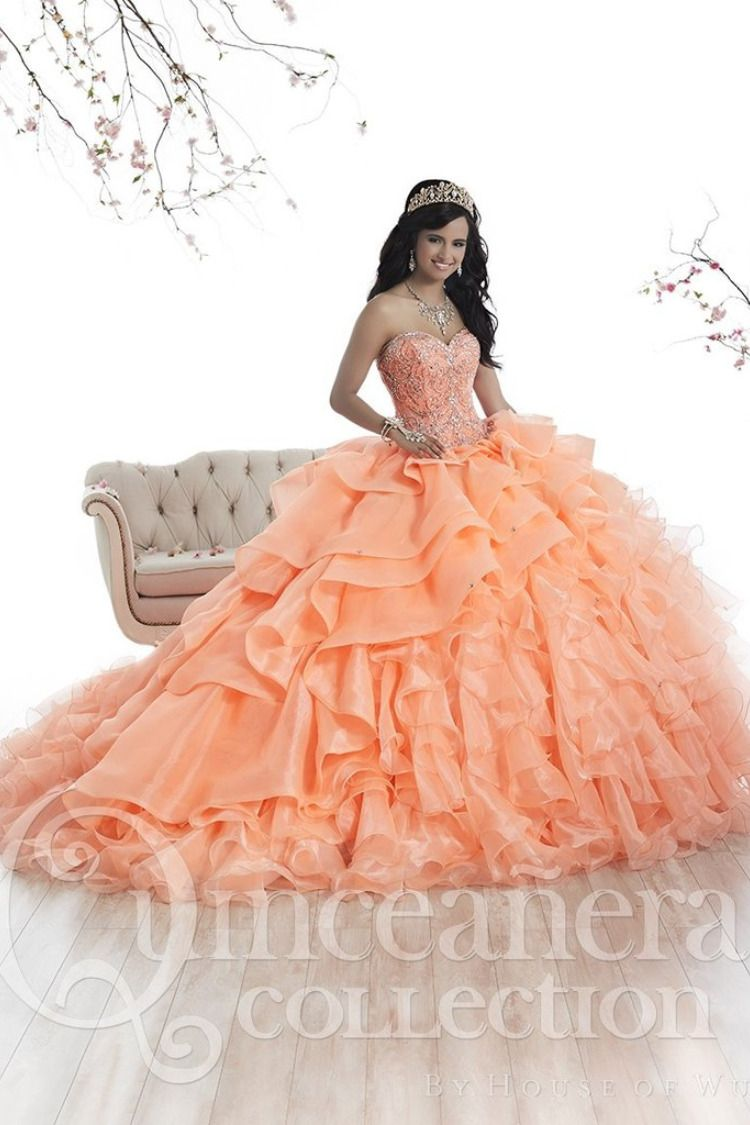 7f76504e543 Strapless Ball Gown With Organza Ruffle Skirt - Data Dynamic AG