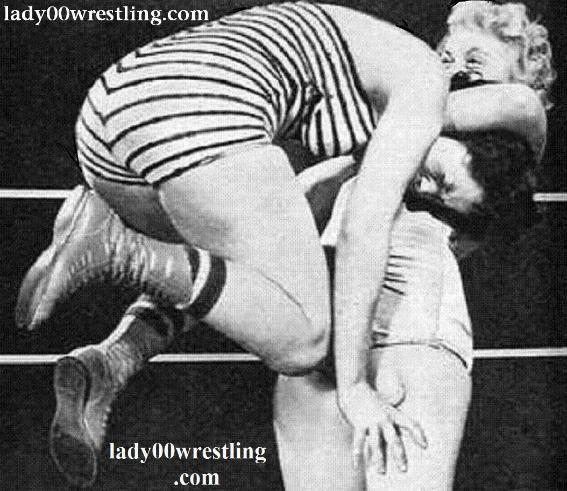 Vintage wrestling dvd